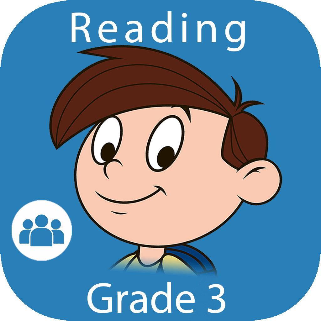 Reading Comprehension: Grade 3 - Happy Frog Apps