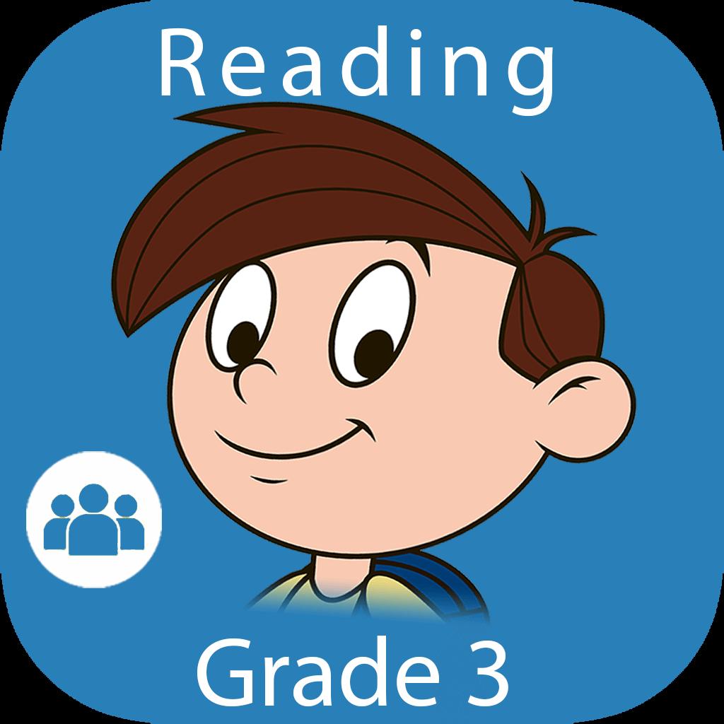 Reading Comprehension: Grade 3 - Happy Frog Apps