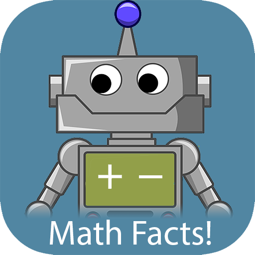 A great app for ensuring your child's math facts are fluent. This app is for addition & subtraction. Multiplication and division app available as well.