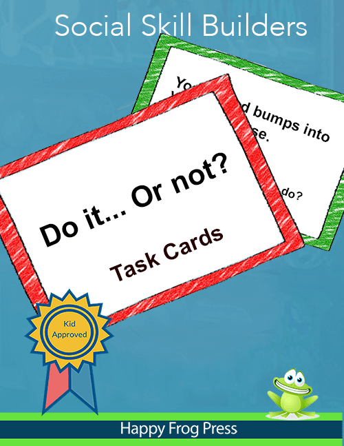 Do It    Or Not? Task Cards