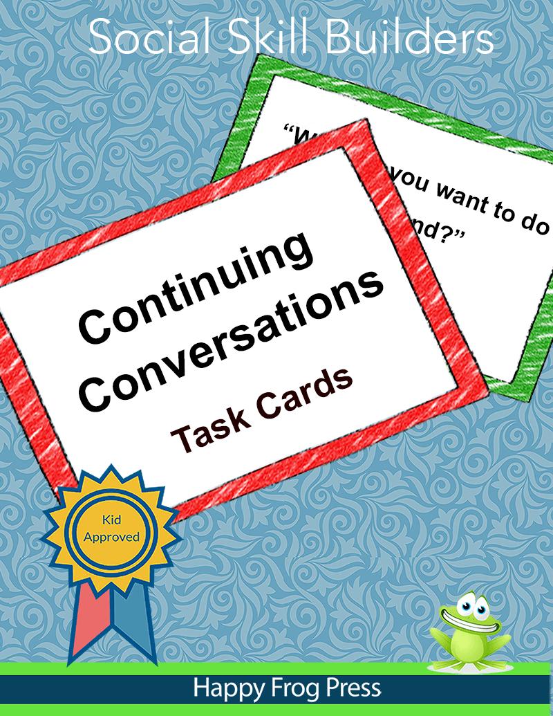 Six Minute Social Skills Workbook 1: Conversation Skills for Kids ...